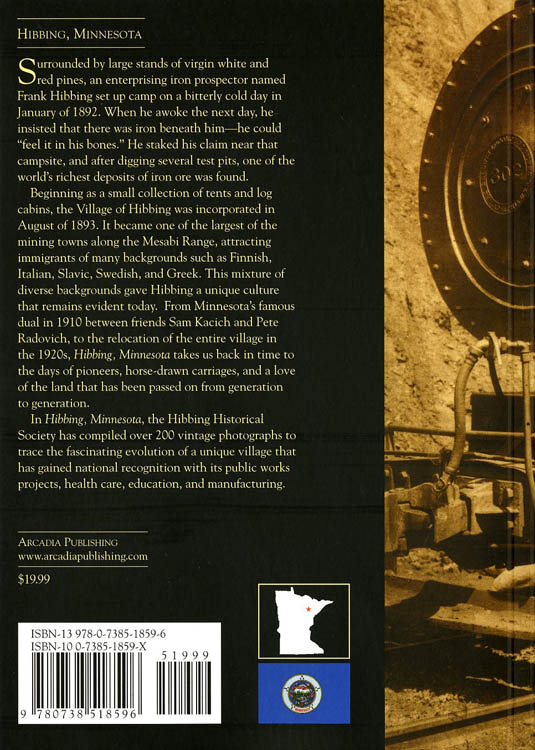 Book - back cover