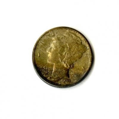 1935 – 10 Cent Piece (Side A)